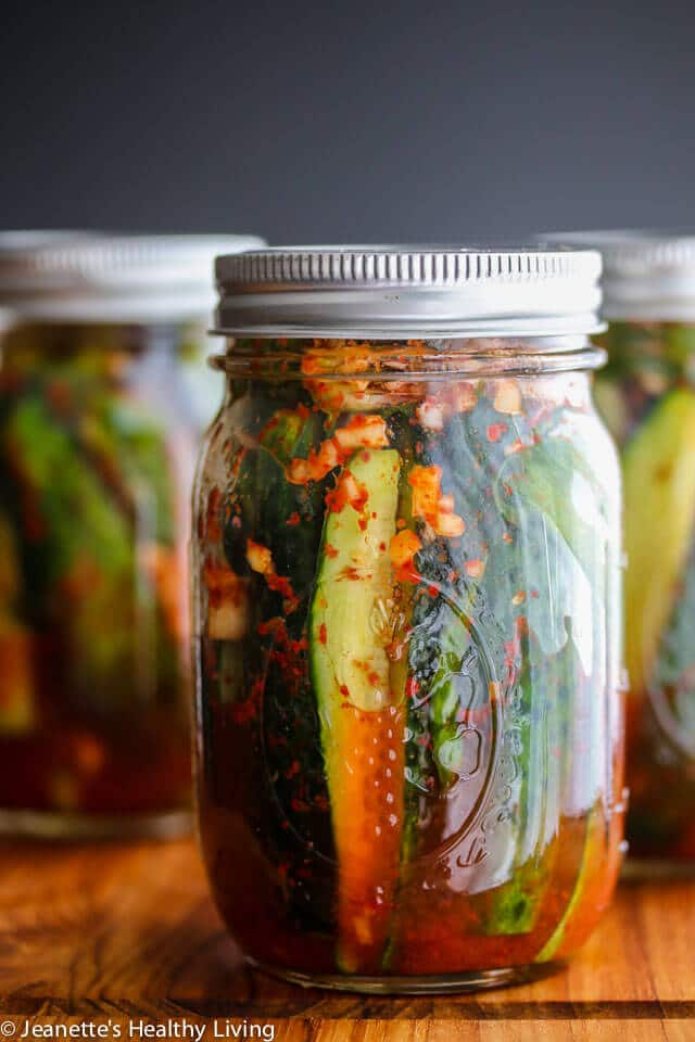 Easy cucumber pickle recipes