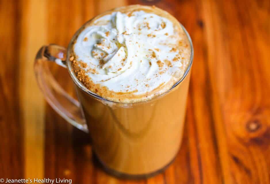 Skinny Pumpkin Spice Latte Recipe {Starbucks Copycat} - Jeanette's ...