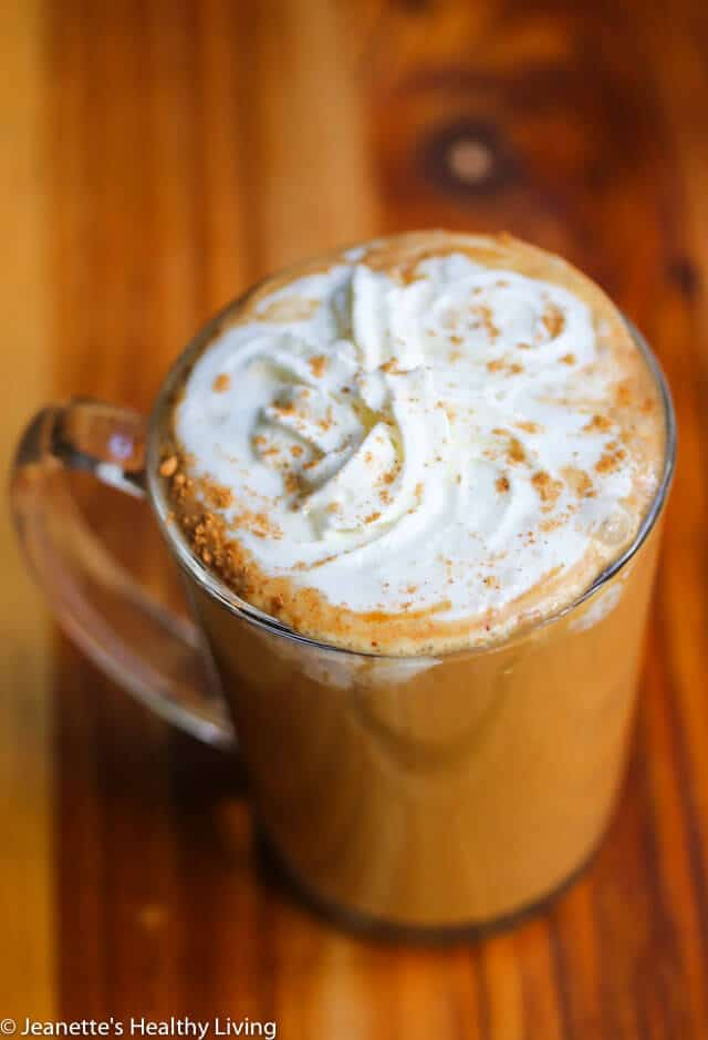 Skinny Pumpkin Spiced Latte Recipe — Dishmaps