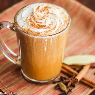 Skinny Pumpkin Chai Latte Recipe