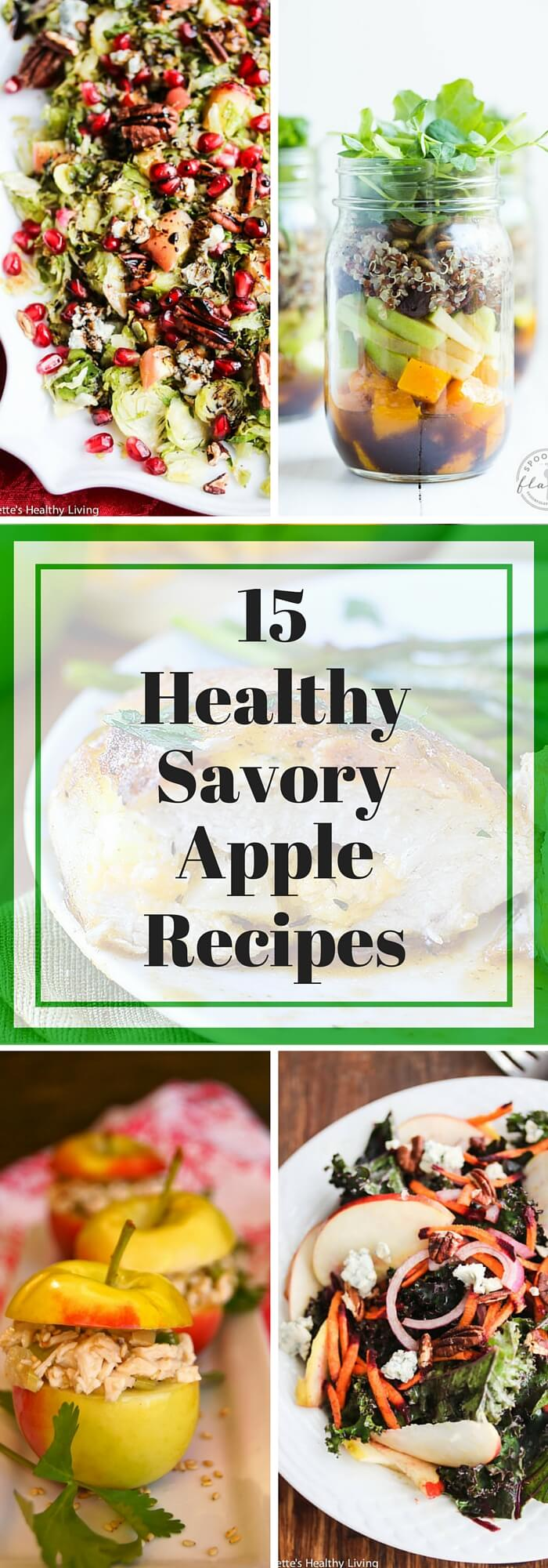15 Healthy Savory Apple Recipes Jeanette S Healthy Living