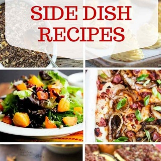 100+ Gluten Free Holiday Side Dish Recipes