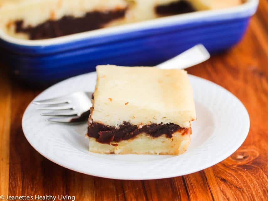 Baked Chinese New Year Cake Recipe — Dishmaps
