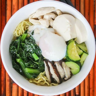 Healthy Ramen Noodles Recipe