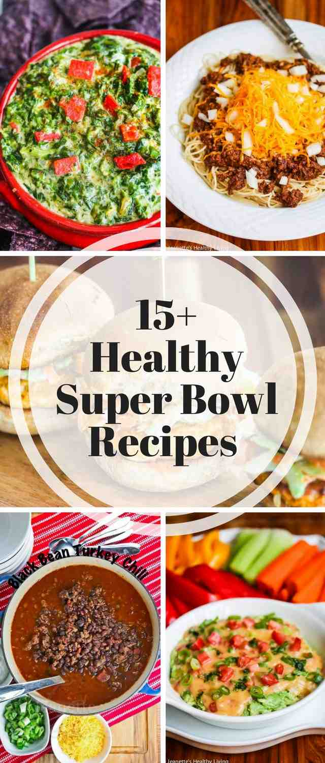 15+Super Bowl Recipes plus entertaining tips to help plan your menu for a party