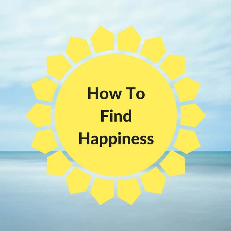 How To Find Happiness - 8 Factors That Contribute Greatly To Emotional and Mental Stability - based on a study by Duke University. Click through for a free downloadable printout of this list.