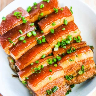 Chinese Five Spice Pork Belly Recipe