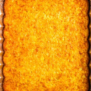 Real Corn Pudding Recipe + Real Friends