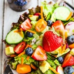 Ultimate Summer Salad - learn some tips on how to create the ultimate summer salad