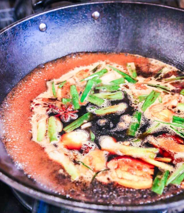 chinese five spice pork