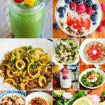 4 Week Healthy Meal Plan