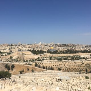 Reflections on Israel – The Humanity of Jesus