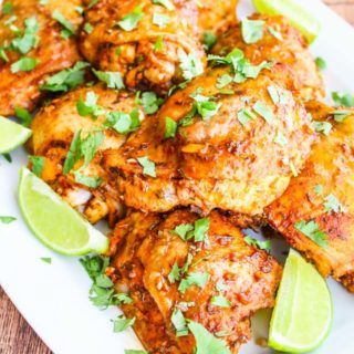 Baked Peruvian Spiced Chicken Recipe