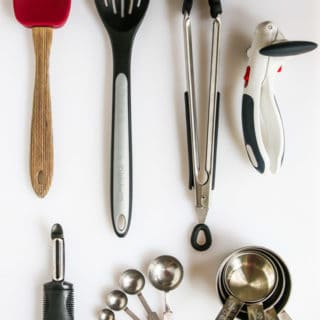 Cooking Basics: Essential Kitchenware