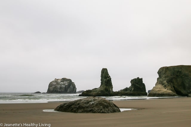 Sea Stacks at Bandon Beach