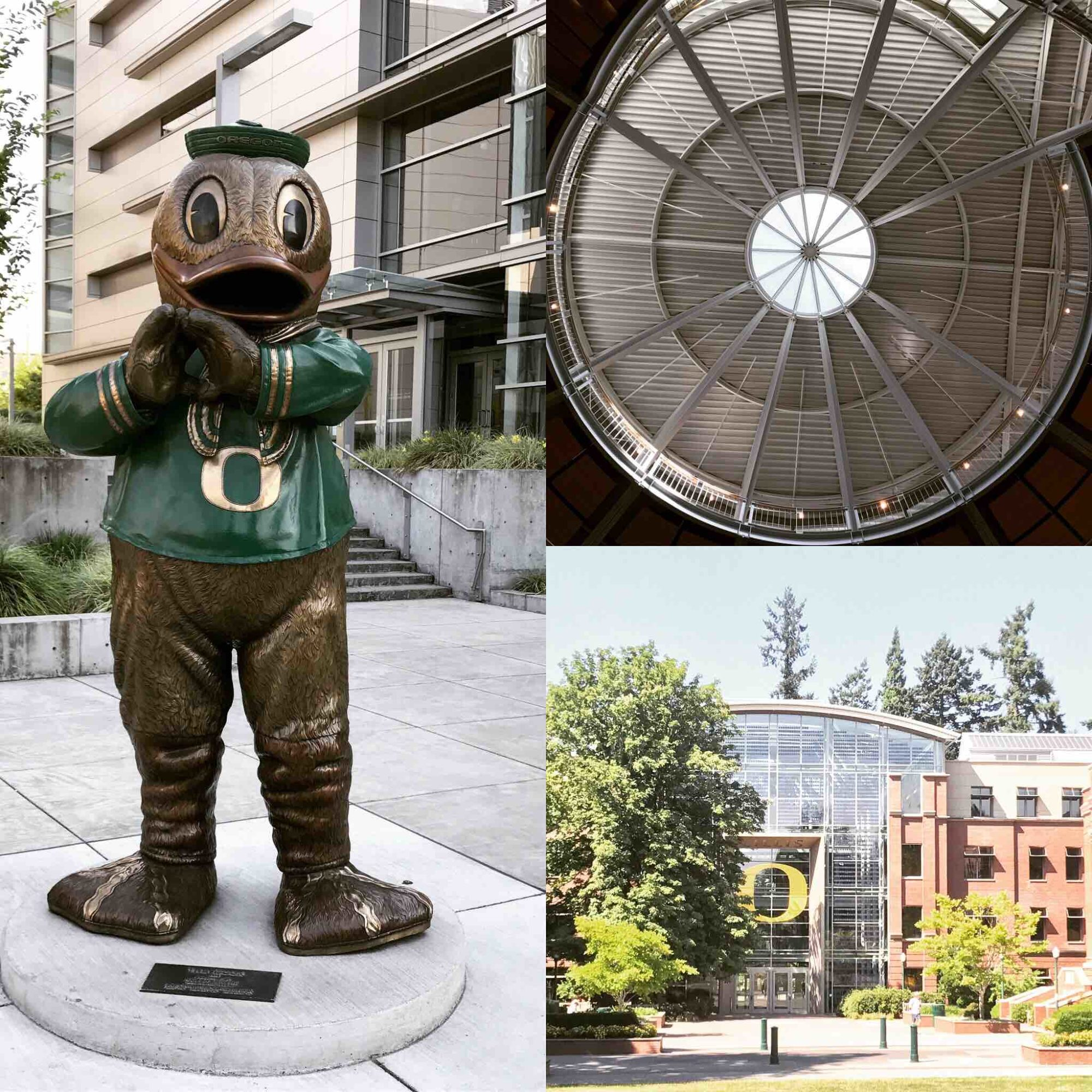 University of Oregon and Lundquist College of Business