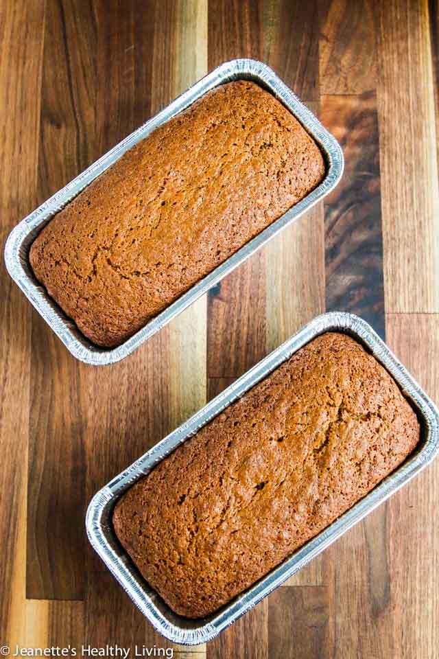 Browned Butter Banana Bread - decadently delicious, made a little healthier with whole wheat pastry flour