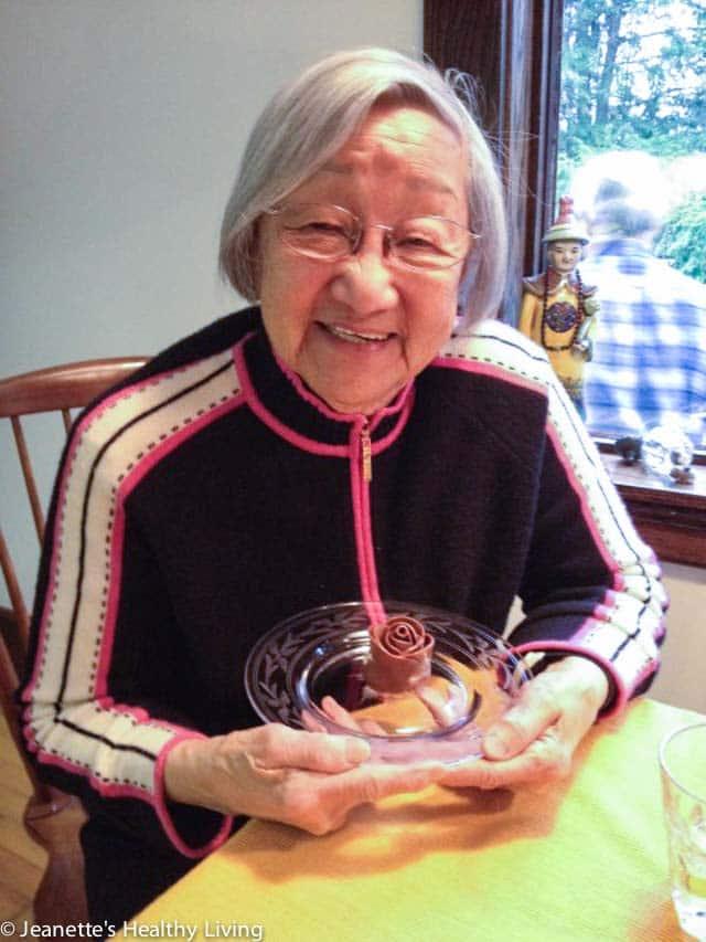 Florence Lin - cookbook author and teacher