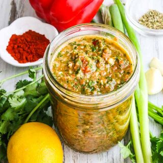 Red Chimichurri Sauce Recipe