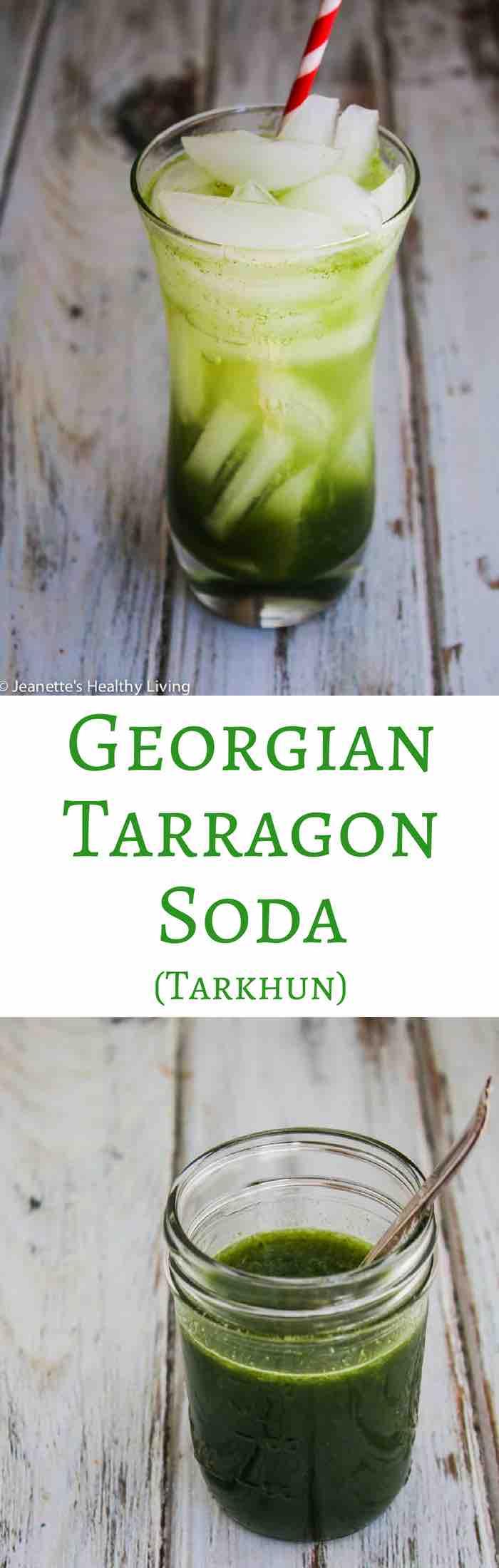 Tarragon: drink recipe. Soft drinks 85