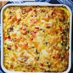 Bacon Egg Potato Casserole © Jeanette