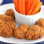 Gluten-Free Buffalo Chicken Nuggets