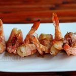 Grilled Thai Shrimp in the Shell with Garlic Sauce © Jeanette
