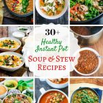 Healthy Instant Pot Soup Stew Recipes