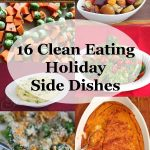 Clean Eating Holiday Side Dishes © Jeanette