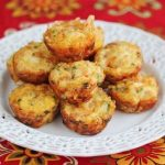Mini Egg Frittatas with Vegetables © Jeanette