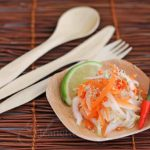 Asian Napa Cabbage Carrot Salad