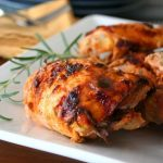 Rosemary Sriracha Chicken Thighs