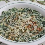 Skinny Hot Spinach and Artichoke Dip © Jeanette