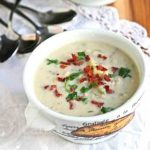 Skinny New England Clam Chowder © Jeanette