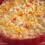 Skinny Hot Philly Cheesesteak Dip © Jeanette