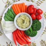 Warm Artichoke Hearts of Palm Dip