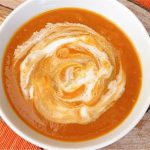 Creamless Cream of Carrot Soup