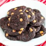 Gluten-Free Chocolate Peanut Butter Chip Cookies © Jeanette