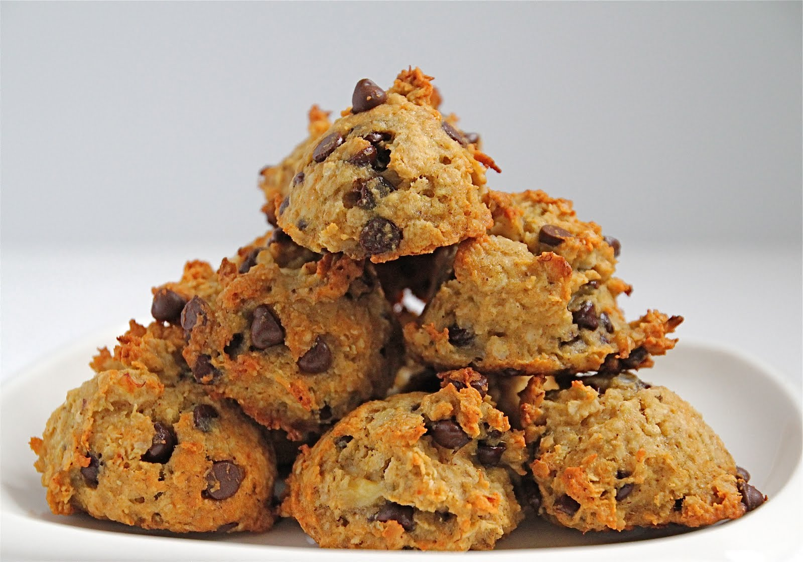 ... Vegan Quinoa Banana Chocolate Chip Cookies - Jeanette's Healthy Living