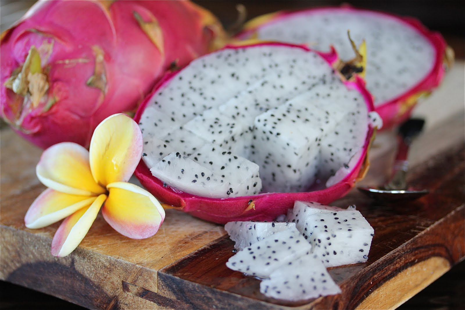passion fruit syrup dragon fruit healthy