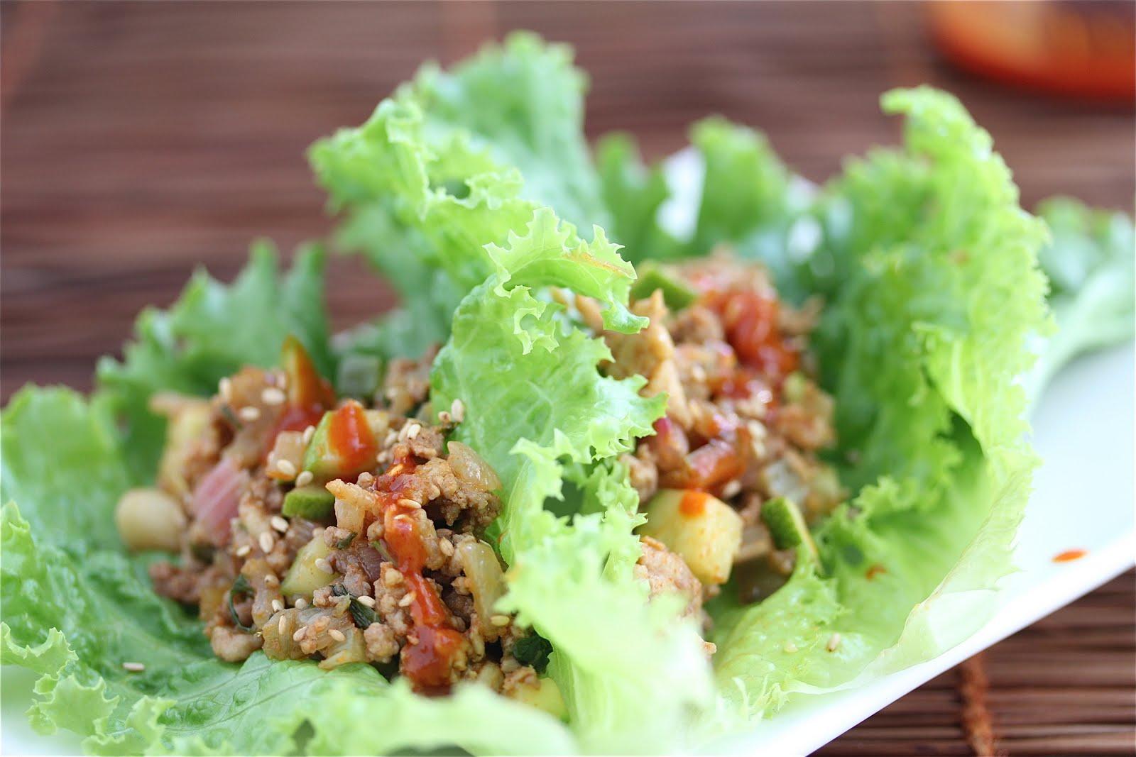 Summer vegetable korean lettuce wraps recipe jeanettes healthy living summer vegetable korean lettuce wraps forumfinder Choice Image