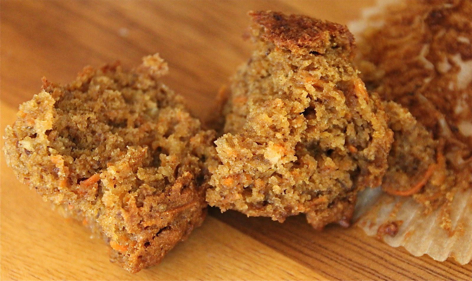 ... Egg-Free Carrot Coconut Pineapple Muffins - Jeanette's Healthy Living