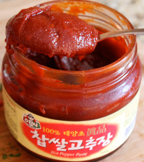 Korean Red Pepper Paste (Gochujang)