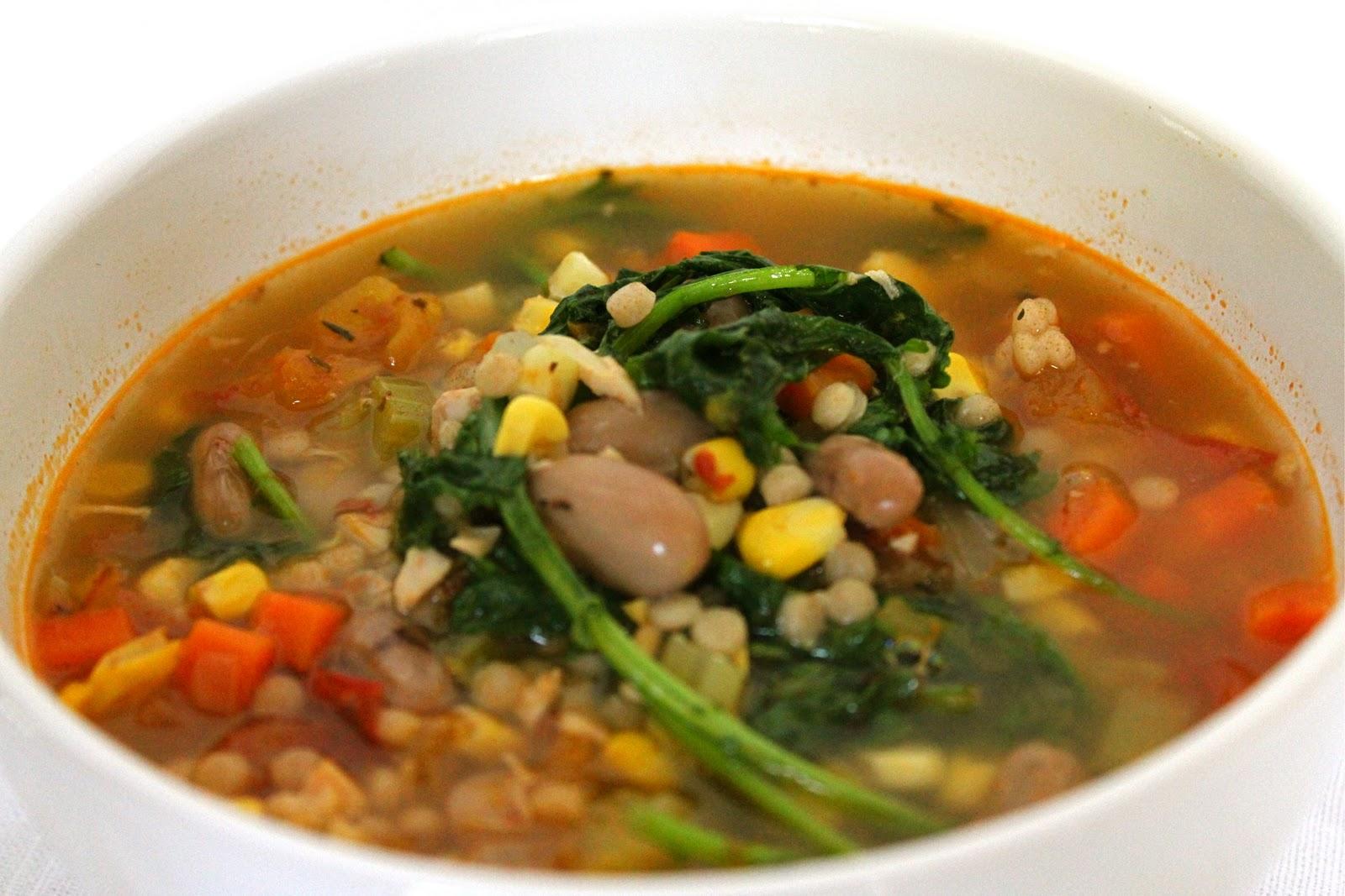 vegetable soup hearty vegetable soup recipe summer vegetable soup ...