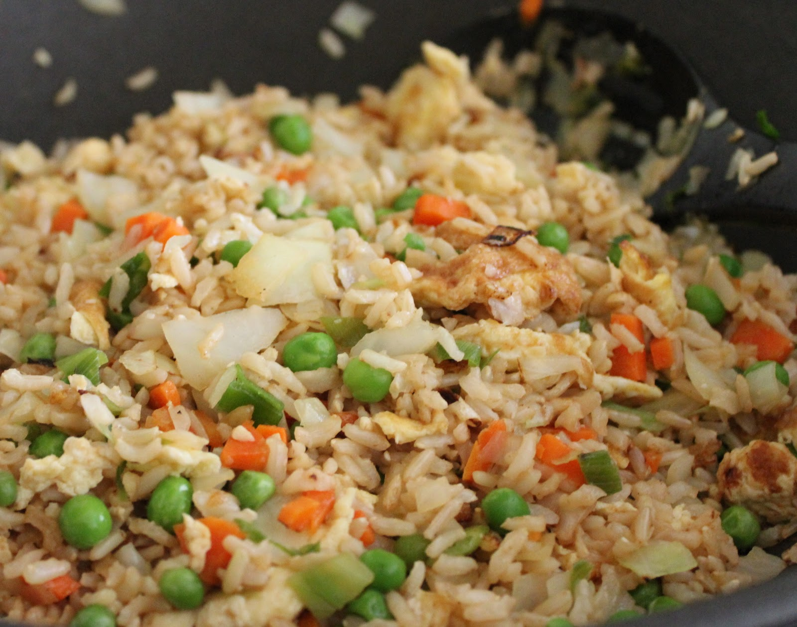 ... Cook Brown Rice – Vegetable Fried Rice and Kimchi Fried Rice Recipes