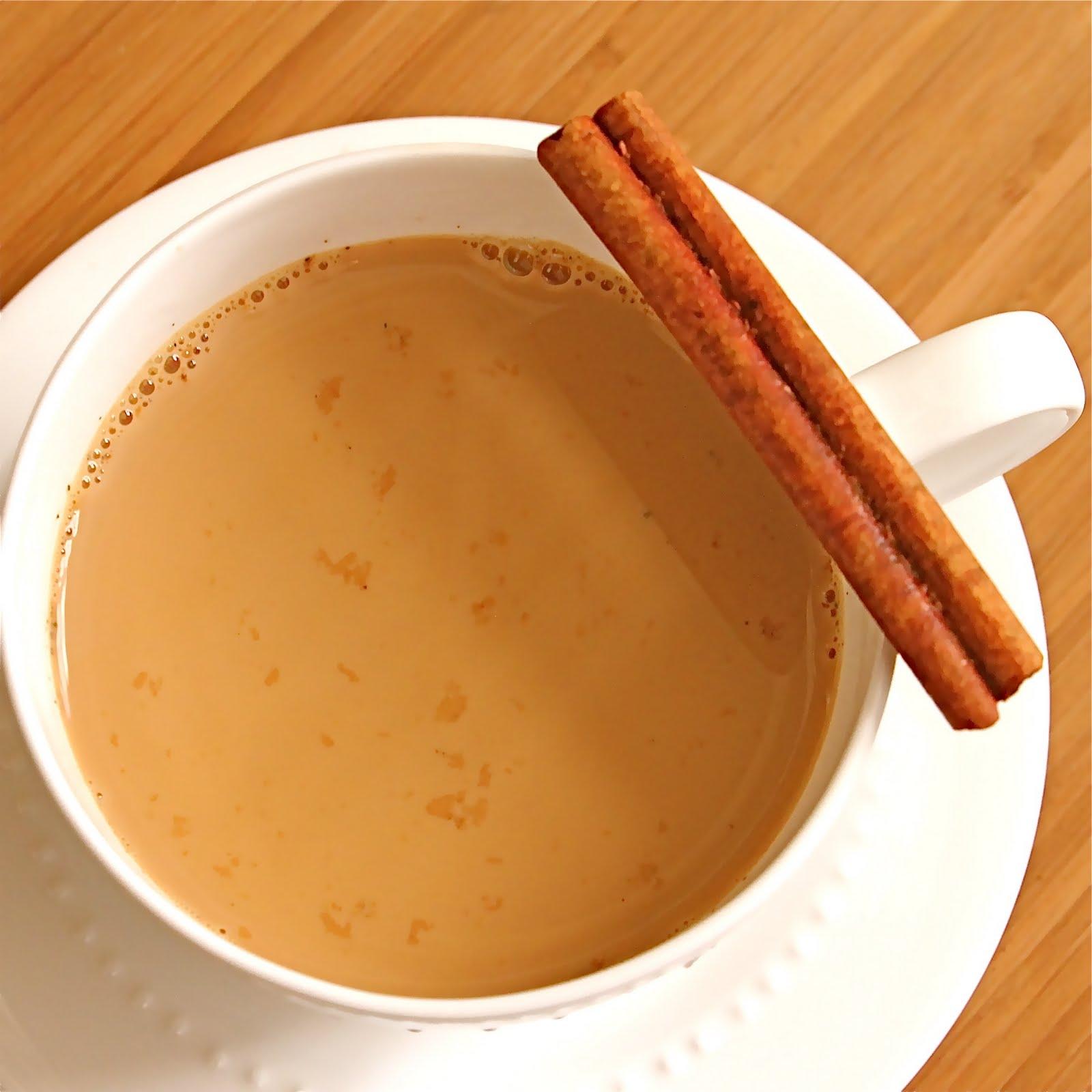 how to prepare chai tea