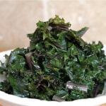 Sauteed Kale ~ https://jeanetteshealthyliving.com