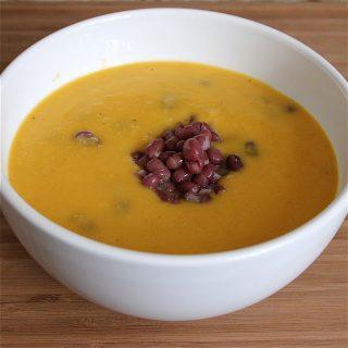 Thai Roasted Butternut Squash Soup
