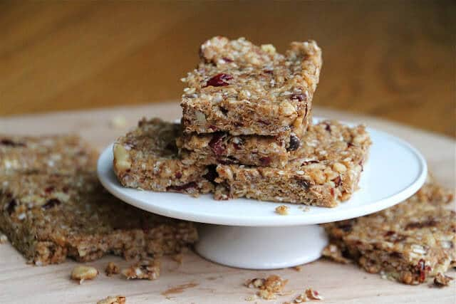 Gluten Free Clif Granola Bars