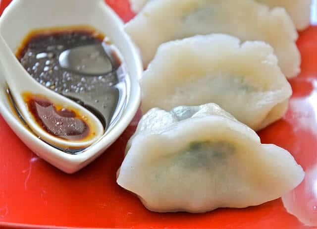 Gluten Free Chinese Dumplings
